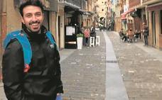El viaje inolvidable de... Sergio Santamaría