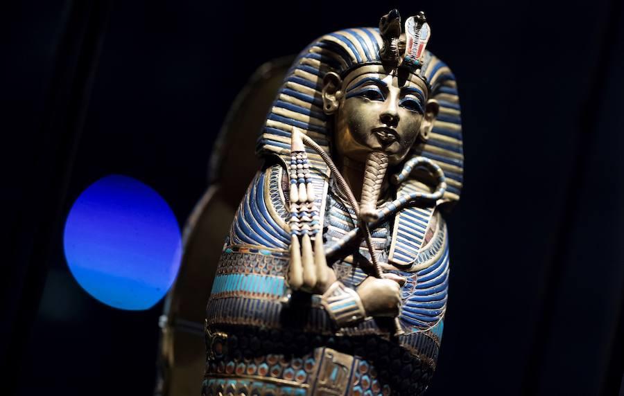 Los últimos secretos de Tutankamón