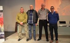El Consorcio homenajea a cinco bomberos jubilados de la Safor