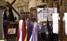 Sant Vicent Ferrer preside la muestra de la Diocesana en honor al año vicentino