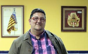 Jesús Hernández, presidente de la Interagrupación: «Se está criminalizando a las comisiones cuando el servicio de limpieza ha sido nefasto»