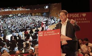 Ximo Puig promete la matrícula gratuita a los universitarios que aprueben todo