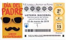 El Sorteo Extraordinario del Día del Padre cae en Aldaia (Valencia): resultados de la Lotería Nacional de hoy sábado 23 de marzo