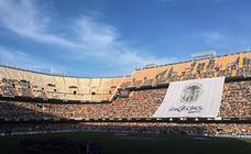 El partido de las leyendas del Valencia CF