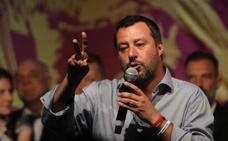 La victoria en las elecciones regionales impulsa a Salvini de cara a las europeas