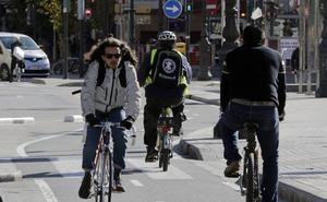 El anillo ciclista de Valencia bate su récord