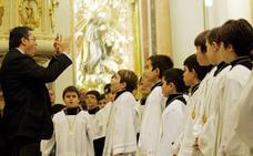 La Escolanía de la Virgen canta en el Vaticano el próximo sábado