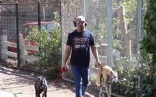 Jorge Javier Vázquez se muestra activo tras sufrir un ictus