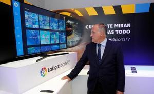 LaLiga presenta su propia plataforma audiovisual para el deporte minoritario