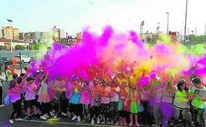 La futura edición de la Primavera Joven de Manises incluye la carrera de colores