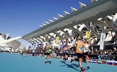 El Maratón de Valencia endurece su reglamento
