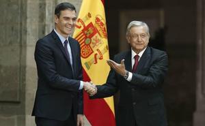 México quiere que el rey de España y el papa pidan perdón por los «agravios» en la conquista americana