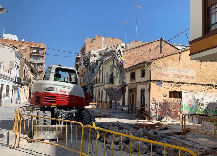 El Cabanyal clama contra el freno de los proyectos europeos para el barrio