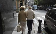 La pensión media en la Comunitat sube casi un 6%