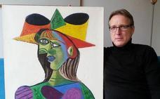 El 'Indiana Jones del arte' recupera un Picasso robado a un jeque hace 20 años