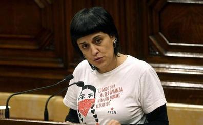 Anna Gabriel colabora en una canción del nuevo disco del grupo valenciano El Diluvi