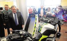 Tráfico en Valencia: El fantasma de las motos con minirradar