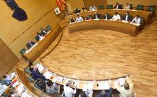 Una candidata y dos jefes de prensa con el PSPV, en la oposición del Rincón del Vago