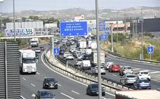 Una cuarta parte de las carreteras españolas concentran más de la mitad de las emisiones