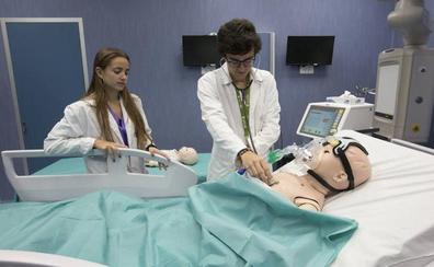El hospital de la Universidad Católica de Valencia cobra vida