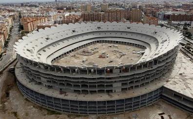 El derribo del nuevo Mestalla entra en escena