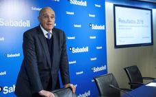 Sabadell no descarta una fusión con Bankia pero a largo plazo