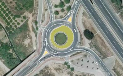 Una 'turbo rotonda' agilizará el acceso a la V-30 desde Manises y Paterna