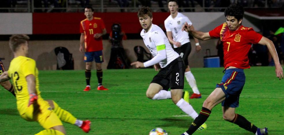 Marcelino recibe a Soler y Ferran Torres en su mejor versión