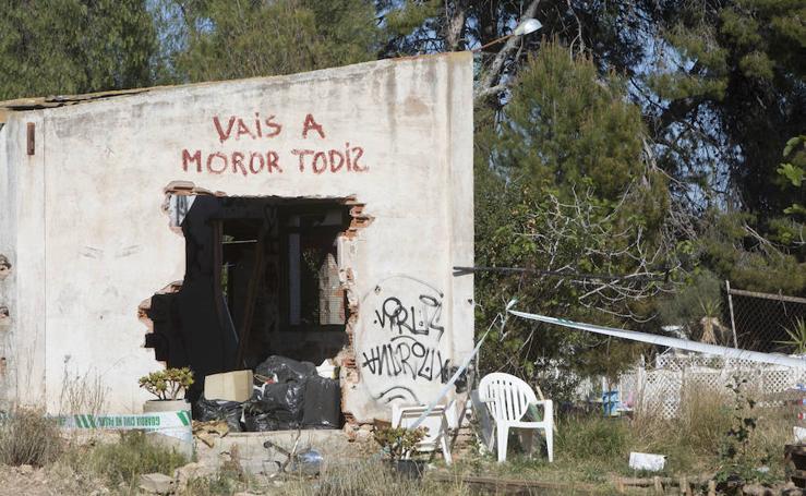 Casa del crimen de los niños de Godella