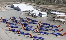 El Congreso de EE UU ahora cerca a Boeing