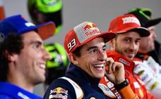 Argentina pone a prueba al MotoGP más igualado