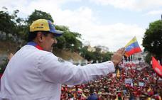La Eurocámara suma su décima condena al régimen de Nicolás Maduro