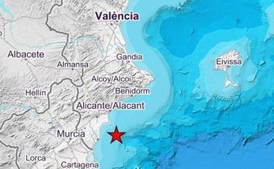 Un terremoto de magnitud 3,2 se deja sentir en Torrevieja, Santa Pola y Guardamar