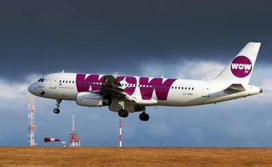 La aerolínea de bajo coste Wow Air cierra y suspende sus próximos vuelos de Alicante