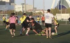 Un millar de niños, sin rugby a partir del lunes por el cierre de Quatre Carreres