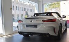 El nuevo y deportivo  BMW Z4 llega a Bertolín