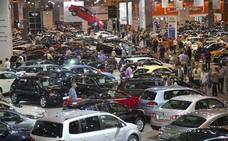 Todo a punto para la Feria del Vehículo de Ocasión