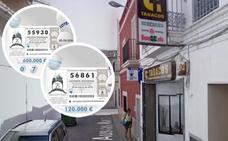 La Lotería Nacional deja parte del segundo premio en la provincia de Valencia