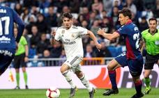 El Real Madrid recupera la fe pero no el juego