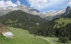 La Cresta Bardamina, el pico en el que encontró la muerte el montañero Carlos Tudela