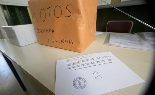 La jornada continua avanza en 38 colegios públicos valencianos más