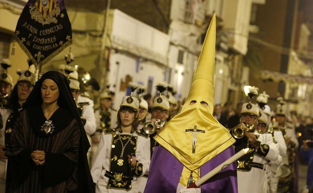 Programa de la Semana Santa Marinera 2019: horarios y procesiones en Valencia