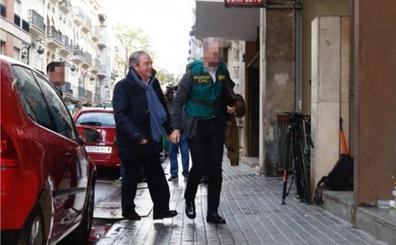 El cuñado de Rita Barberá, detenido por otra trama corrupta en el Ayuntamiento de Valencia