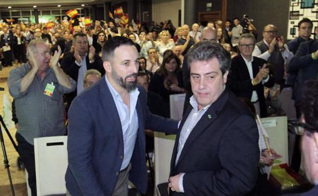 VOX: ' LA ESPAÃ'A VIVA VA A DAR MUCHA GUERRA EN LES CORTS '