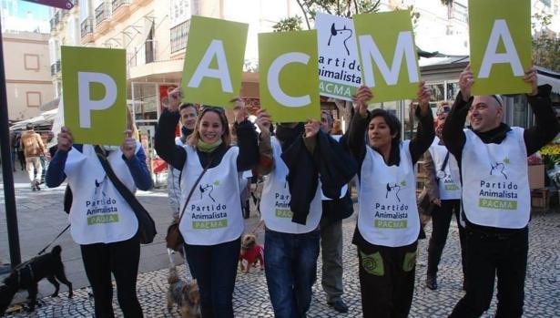 Lista de candidatos de PACMA en Valencia a las elecciones autonómicas de 2019