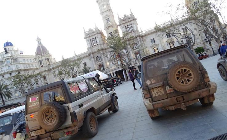 El Spain Classic Raid llega a Valencia