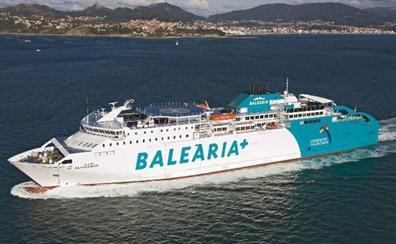 Baleària factura 381 millones y acusa la guerra comercial con Trasmediterránea