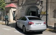 La UCO registra los chalés en Xàbia de los abogados Corbín y Elum, detenidos en la trama de corrupción