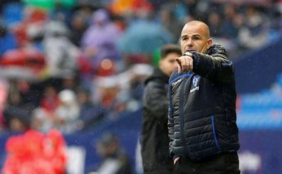 La cartera de Paco López retrasa el vuelo del Levante