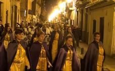 La primera procesión de la Semana Santa Marinera 2019 se celebra este fin de semana